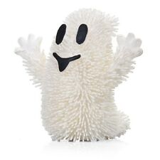 FLASHING SQUEEZY GHOST - FUN SQUISH SQUASH COLOURFUL LIGHT UP SMILING GHOST TOY