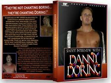 Danny Doring Shoot Interview Wrestling DVD,  ECW