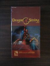 Dragonstrike VHS video by TSR 1993 mint in shrink