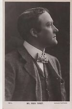 POSTCARD  ACTORS  Fred   Terry