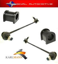 FOR MAZDA BONGO 95-05 FORD FREDA FRONT STABILISER LINKS & ANTI ROLL BAR BUSHES