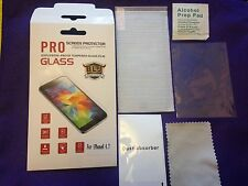 Tempered Glass Screen Protector -IPhone 4/4S -100% Genuine -9H+ Buy 1 Get 1 Free