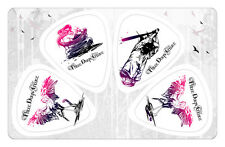 BOGO Special: Three Days Grace PikCard Custom Guitar Picks (4 picks per card)