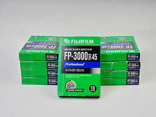 Fujifilm FP-3000B45 Instant Black & White Film 1 Pack 10 Sheet Refrigerated
