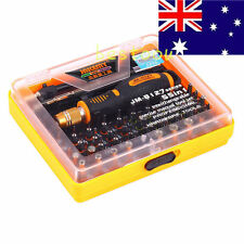 53 in 1 Multi-Bit Precision Torx Screwdriver Tweezer Phone Repair Tool Kit Set