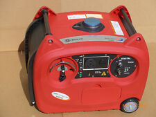 New Boliy Pro3600SIER Remote Electric Start Inverter Generator - 3300W, Quite