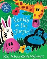 Rumble in the Jungle by Giles Andreae, David Wojtowycz (Paperback, 1998)