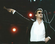 **GFA Blurred Lines *ROBIN THICKE* Signed 8x10 Photo AD1 COA**