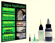 Fresh Jagua Tattoo Gel 1oz (29.5ml) ***TOP GRADE  PROFESSIONAL  MADE IN U.S.A