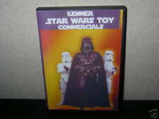 Star Wars VINTAGE,CLASSIC TV ADVERTS DVD,KENNER + LOADS FIGURE'S FOR SALE (5)