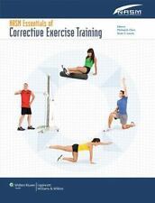 NASM Essentials of Corrective Exercise Training, National Academy of Sports Medi
