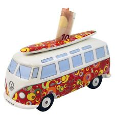 VW T1 CAMPER VAN Bubble Money Bank Box BUMB16