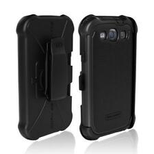 Ballistic SG Maxx Drop Protection Case + Holster Clip for Samsung Galaxy S3 SIII