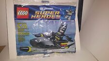 Lego 30160 DC Universe Super Heroes Batman Mini Fig & Jet Ski 40 pieces MIB 2012