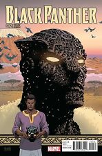 Black Panther #12 Marvel Comics 2017 Paolo Rivera Connecting Variant Cover Comic