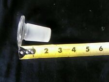Vintage PYREX GLASS Bottle Stopper