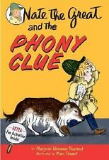 Nate the Great and the Phony Clue, Marjorie Weinman Sharmat, Good Book