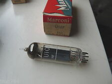 U107 MARCONI   NEW OLD STOCK VALVE TUBE 1PC N14B