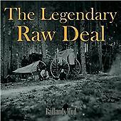 Legendary Raw Deal,the - Badlands Mud (Ep) - CD NEW