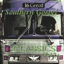 16 Great Southern Gospel Classics, Vol. 2 by Various Artists (CD, Jan-2003,...