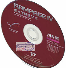 ASUS Rampage IV Extreme MOTHERBOARD DRIVERS M1877 WIN 10 DUEL LAYER DISK