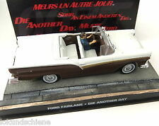 Ford Fairlane ..   007 James Bond 1:43 Stirb an einem anderen Tag #4102