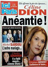 1999_CELINE DION_VERONIQUE GENEST_SARAH MICHELE GELLAR_MICHEL SARDOU_LIO_SORCIER