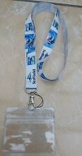 Seaworld Lanyard / Neck Strap for Pin Trading inc. Waterproof Holder
