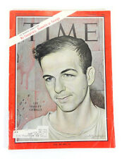 TIME Magazine Lee Harvey Oswald (Oct 2, 1964) 1960's Ads