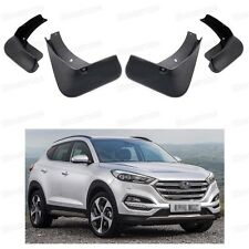 4PCS ABS Mud Flaps Splash Guards Cover Fender Mudflap For Hyundai Tucson 2016