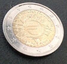 10 Jahre Euro 2002-2012 Europa 2012 2€ Kursmünze Umlaufmünze Deutschland