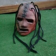 Taylor Slipknot Dress Mask Latex Band Face Costume Cosplay Fancy Halloween Prop