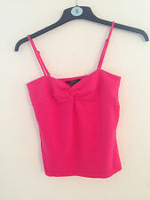 Pink forever 21 cotton cami top size M BNWT