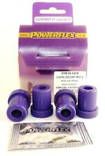 Powerflex Bush Poly Ford Escort Mk2 Leaf Spring Shackle Mounts