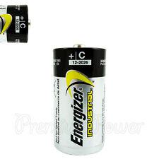 1 x Energizer C size battery Industrial 1.5V LR14 MN1400 EN93 AM2 Baby EXP:2026