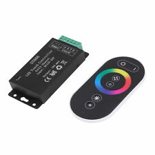 Touch Controller DC12V-24V 18A RF Wireless Dimmer for RGB LED Strip Light FE