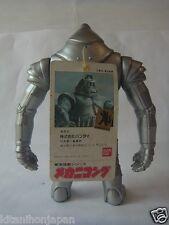 Mechani kong Figure Bandai 1991 vs Godzilla Hard to Find Rare King Kong With Tag