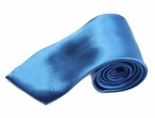 *CHEAP*8CM MENS SANTORINI BLUE TIE Necktie Neck Tie Ties Wedding Formal Bargain