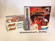 THE KING OF FIGHTERS EX 2 (NINTENDO GAME BOY ADVANCE GBA) NUOVO NEW PAL VERSION