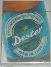 Dester Beer Playing Cards