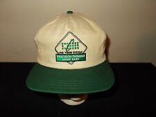 VTG-1990s Rockwell Vision Systems Precision Farming Products AG snap hat sku27