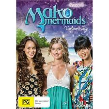 Mako Mermaids : Season 3 : Vol 2 (DVD, 2017) (Region 4) Aussie Release