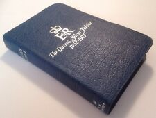Holy Bible (1952-1977) Queen's Silver Jubilee - KJV - Rare Limited Edition
