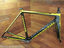 CANNONDALE SUPER SIX CARBON ROAD BIKE FRAME SET 54 CM