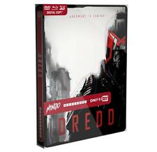 Dredd Mondo Steelbook 3D Blu-ray DVD combo pack #005 Best Buy Canada only