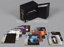 metallica japan box set 13 cd new sealed bootleg