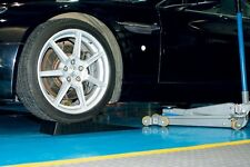LOW CAR RAMPS LOW LEVEL * Size 700 x 200 x 70mm with 80mm end stop
