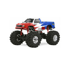 HPI Racing Radio Control Mini GT-1 Clear Body Wheely King 7122