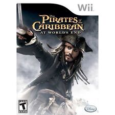 Pirates of the Caribbean: At World's End - Nintendo  Wii Game