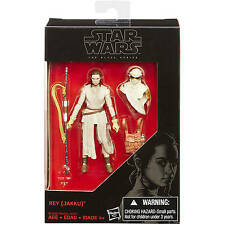 "Star Wars Black Series EP7 Force Awakens 3.75"" inch - REY JAKKU MISB"